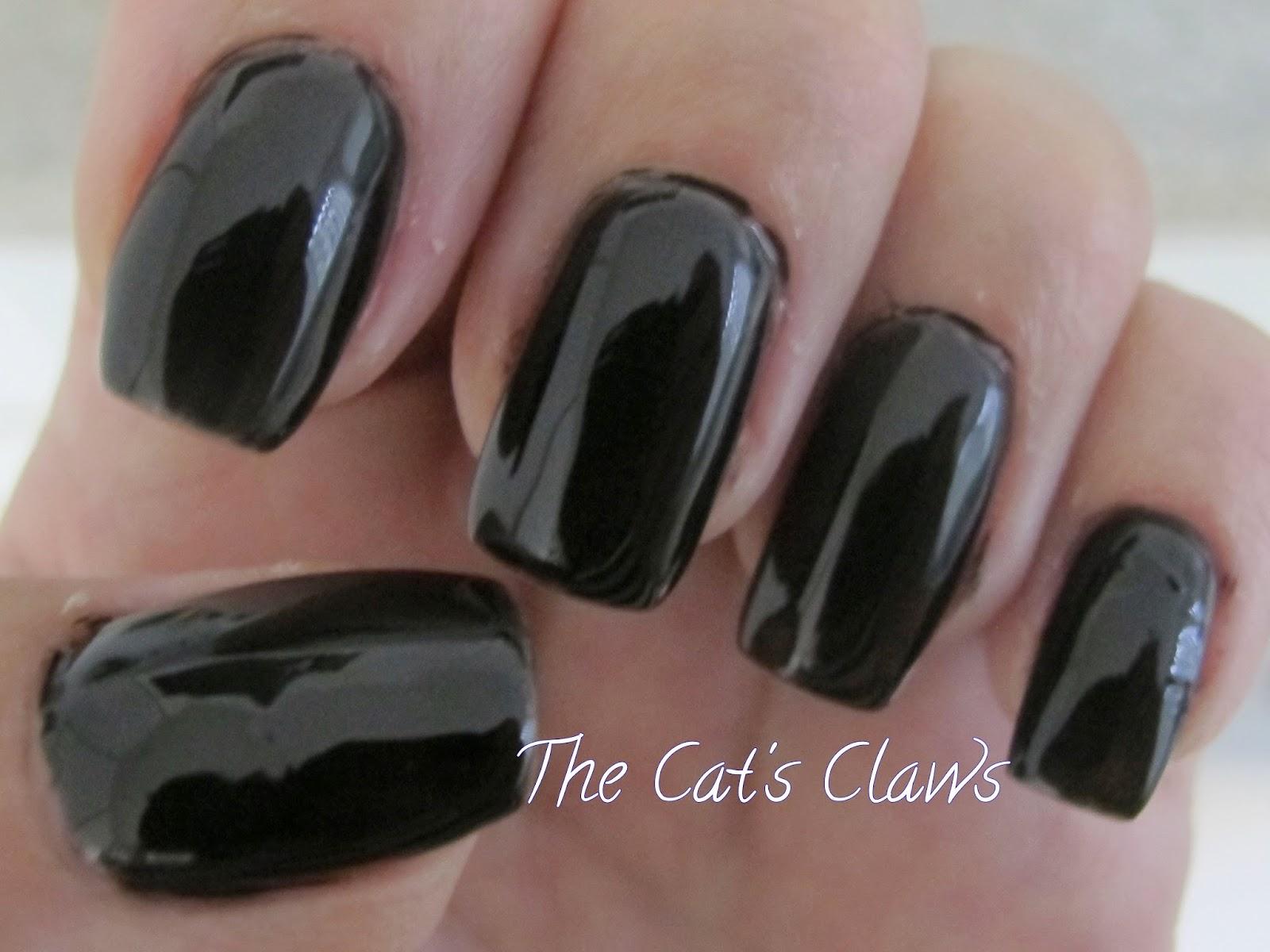 The Cat\'s Claws: Qutique Gel Nails = Perfection!