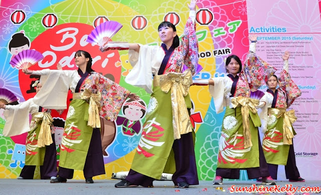 Bon Odori Fair, 1 Utama, Cold Storage