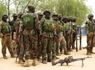 Nigeria army urges Enugu residents not to panic over movement of troops