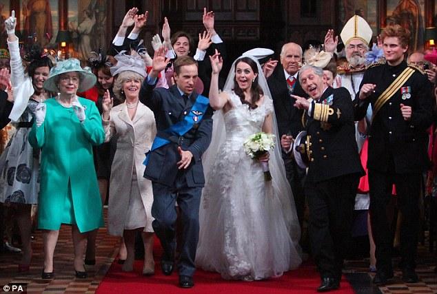 Que filme é esse? Teste seus conhecimentos! - Página 19 Casamento+Principe+Willian+e+Kate