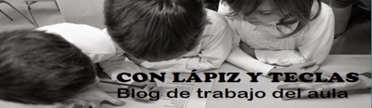 CON LÁPIZ Y TECLAS
