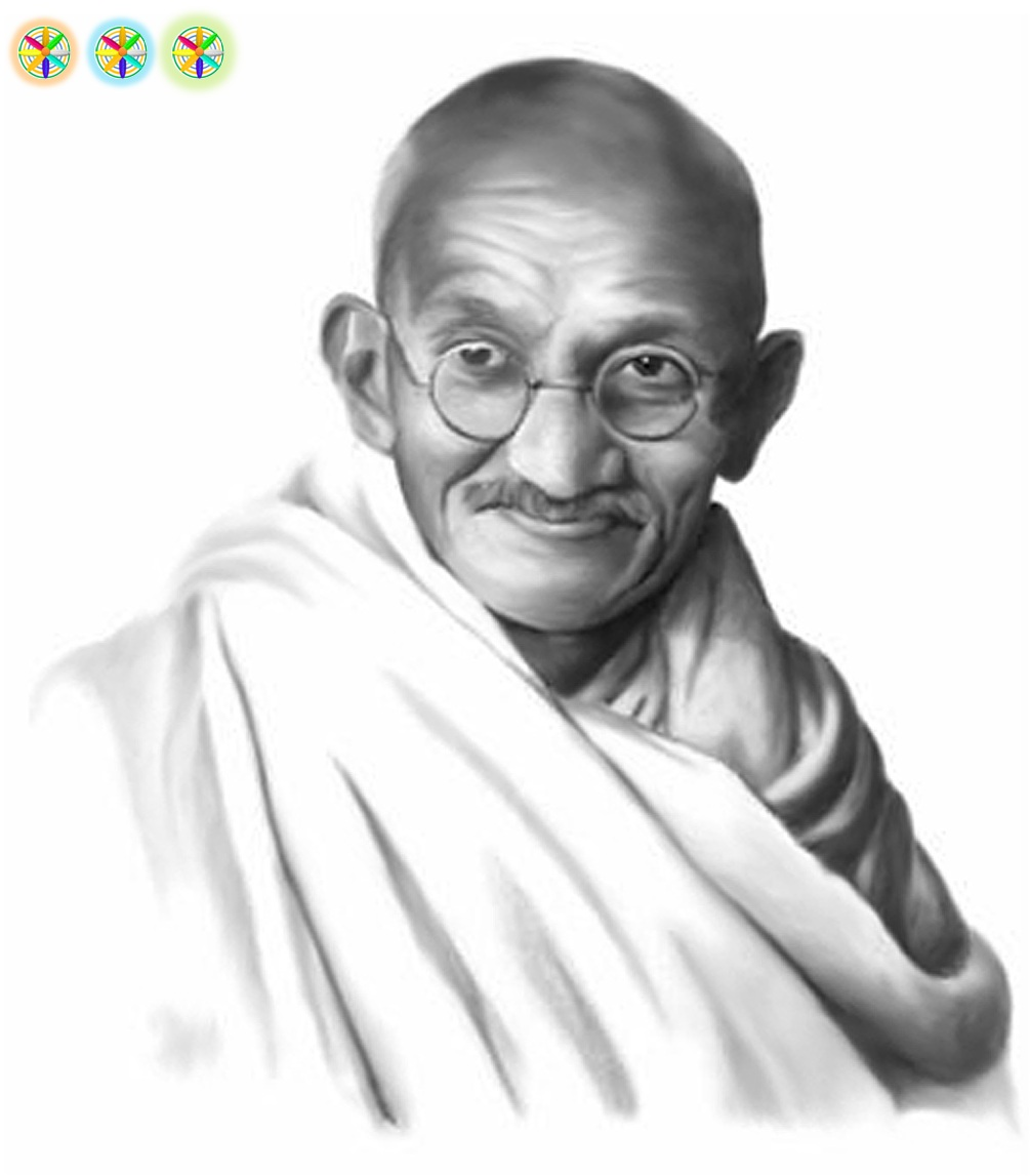 a biography of mohandas karamchand gandhi Mohandas karamchand gandhi (1869-1948) was an indian revolutionary religious leader who used his religious power for political and social reform although he held no governmental office, he was the prime mover in the struggle for independence of the world's second-largest nation.