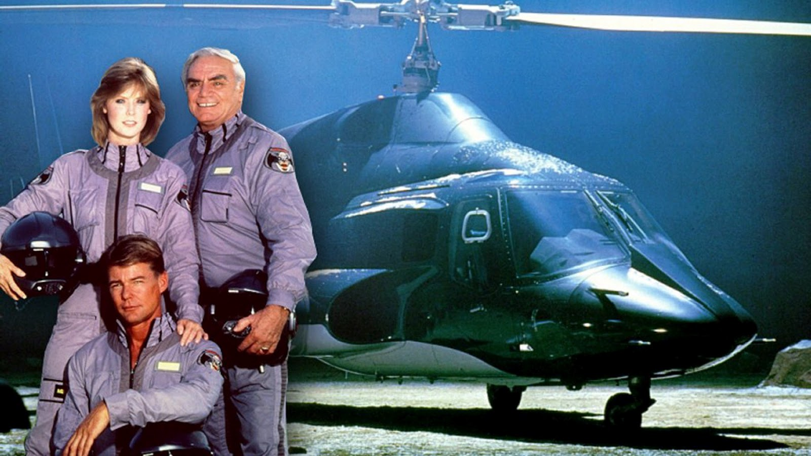 Airwolf helicopter tv show - photo#4