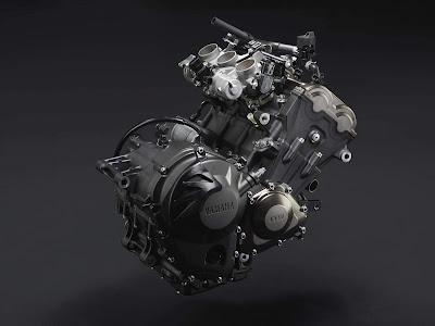 Mesin Motor Yamaha 2014