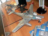 Messerschmitt Me 262 Schwalbe (Bimotor a reacció)