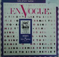 En Vogue - Silent Nite  (VLS) (1991)