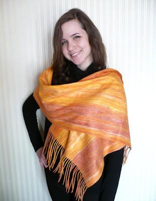 https://www.etsy.com/listing/230354418/felted-scarf-cobweb-shawl-wrap-tasseled