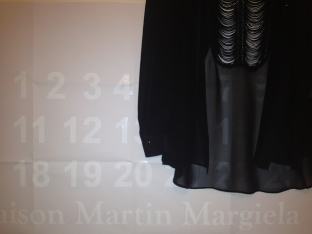 Maison Martin Margiela for H&M Invitation | Get Up Get Dressed | London