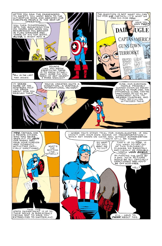 Captain America (1968) Issue #323 #251 - English 8
