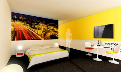 Yellow Bedroom Interior Designs