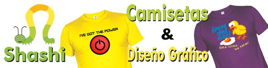 Shashi Camisetas