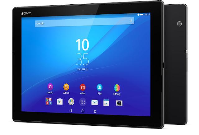 """Sony Xperia Z4 Tablet - 10.1"""""""