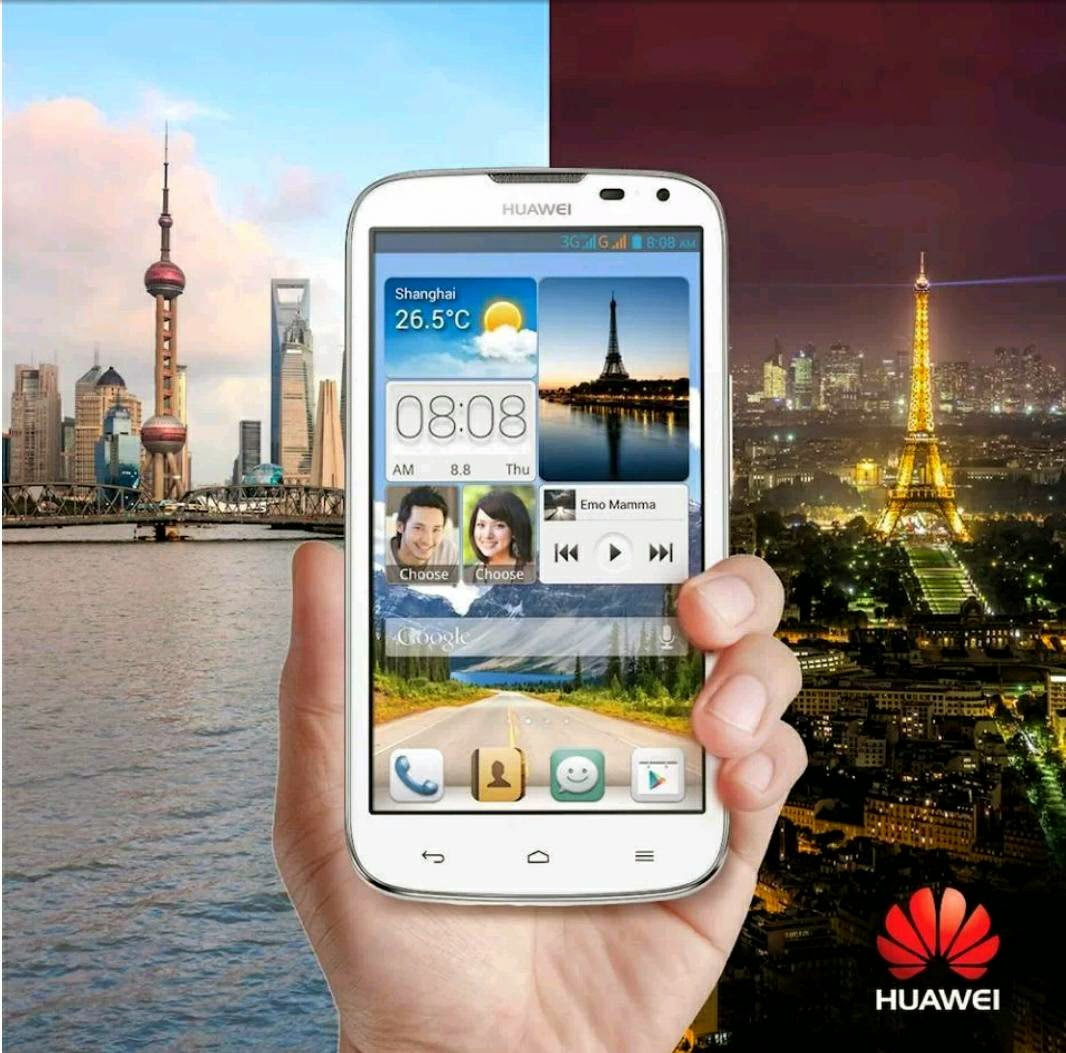 Huawei Ascend G610 Now Available For Php7,890