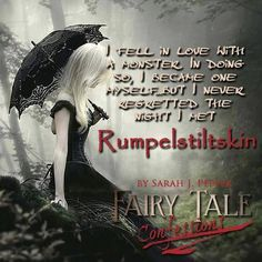 Rumpilstiltskin by Sarah J. Pepper!