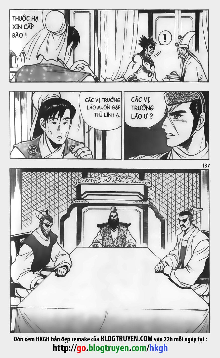 Hiệp Khách Giang Hồ chap 46 page 24 - IZTruyenTranh.com