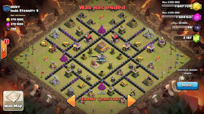 Base TH8 Kotak COC