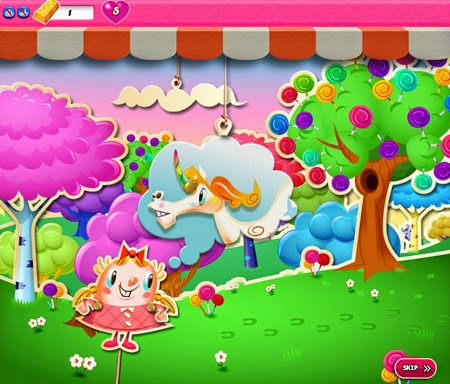 Candy Crush Saga 936-950