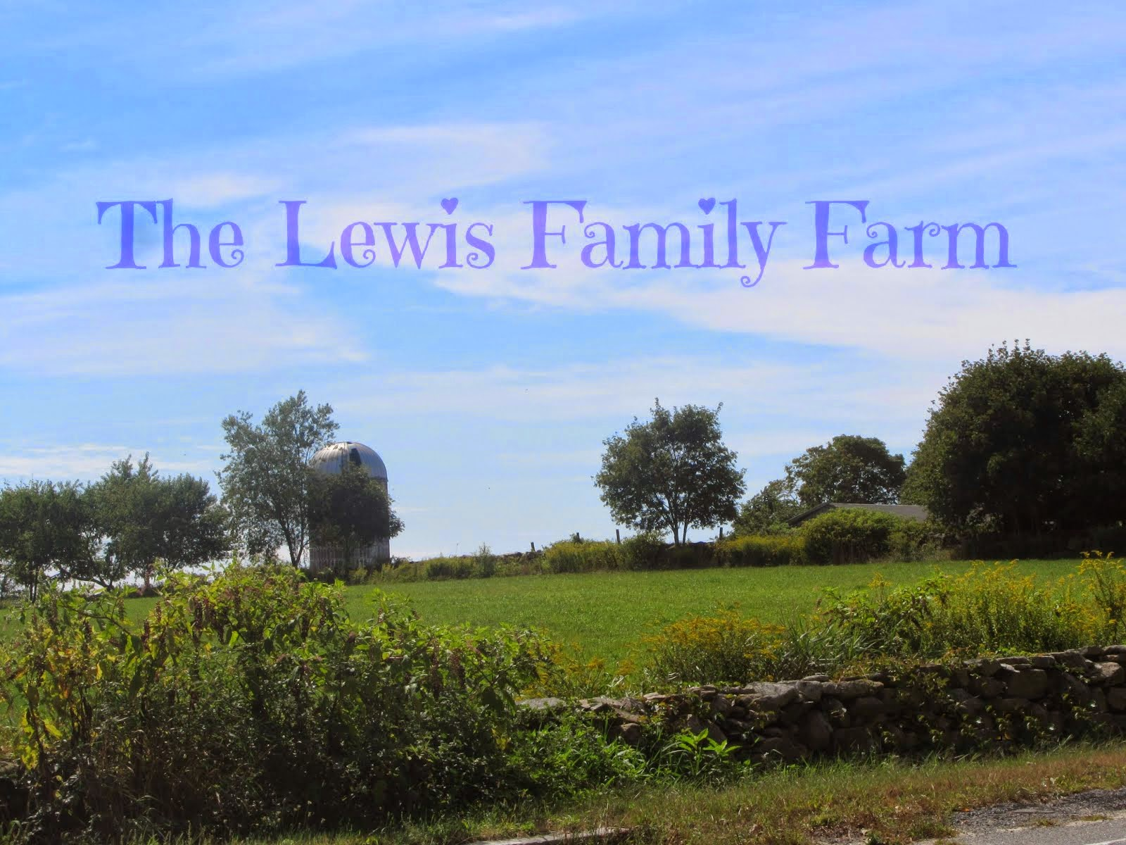 The Lewis Family Farm