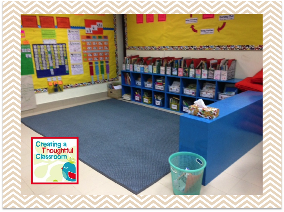 A Simple Set-Up for a Thoughtful Classroom Library ...