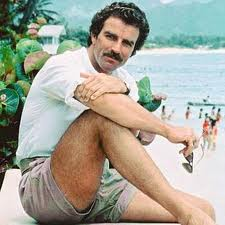 Tom Selleck in Shorts