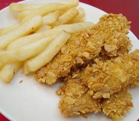 Ayam Goreng Krispi