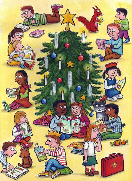 http://bibliolectors.tumblr.com/tagged/christmas