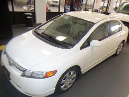 Honda civic 2008 $ 560 lx recien importado