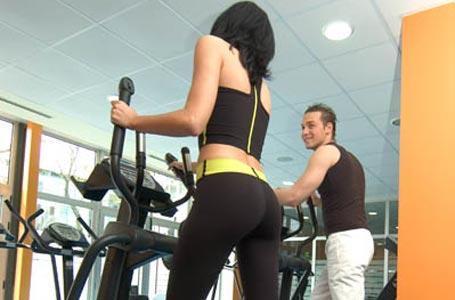 Actividad fisica for Gimnasio mas