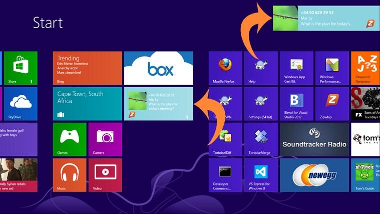 Zipwhip app for windows 8 full windows 8 tutorials