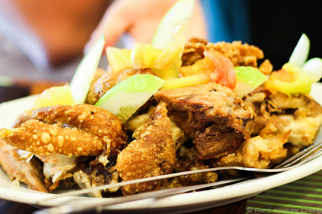 Crispy Pata of 1st Colonial Grill