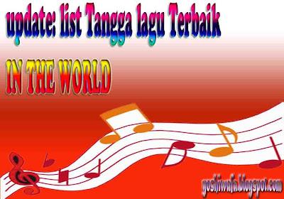 100 Lagu terbaik dunia