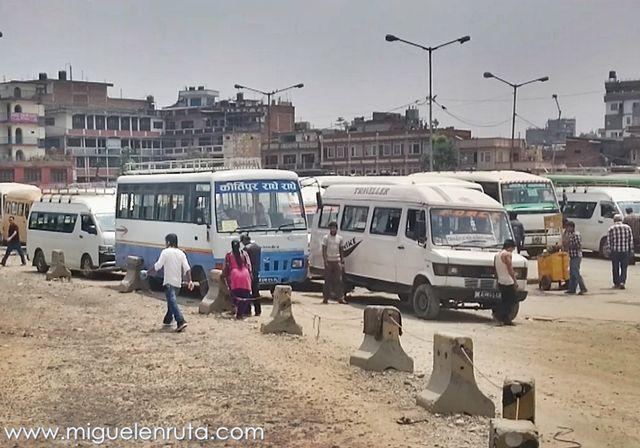 Autobús-Katmandu