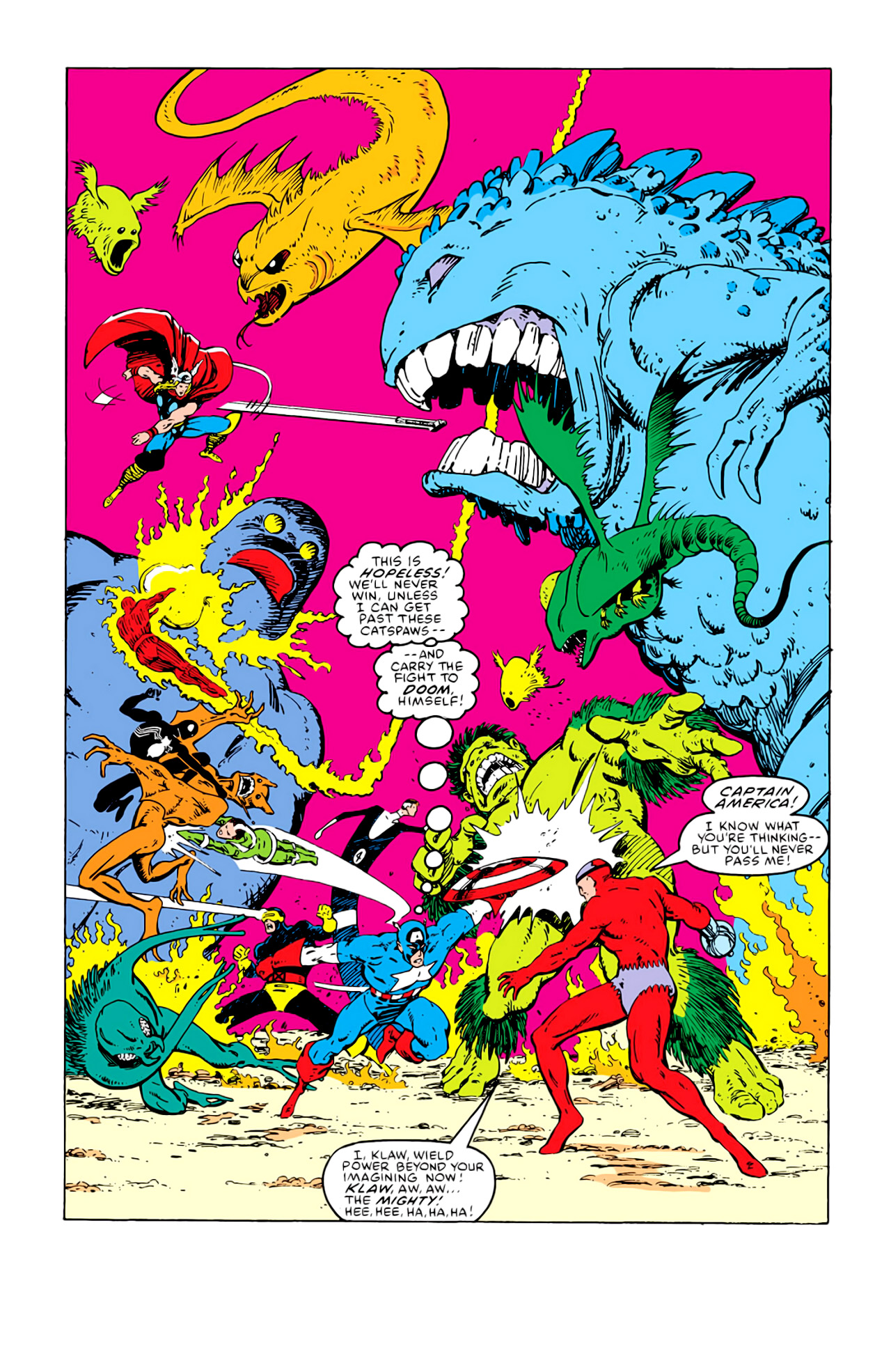 Captain America (1968) Issue #292m #220 - English 27