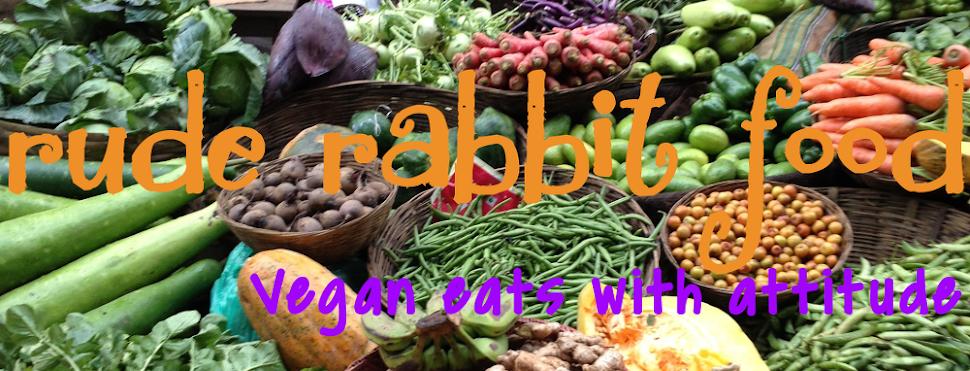 Rude Rabbit Food