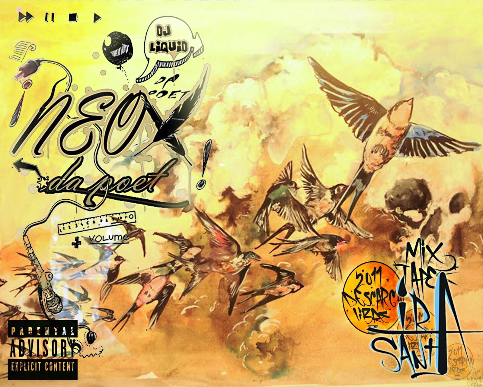 Neox Da Poet - Ira Santa 2011-2012 (Colombia)