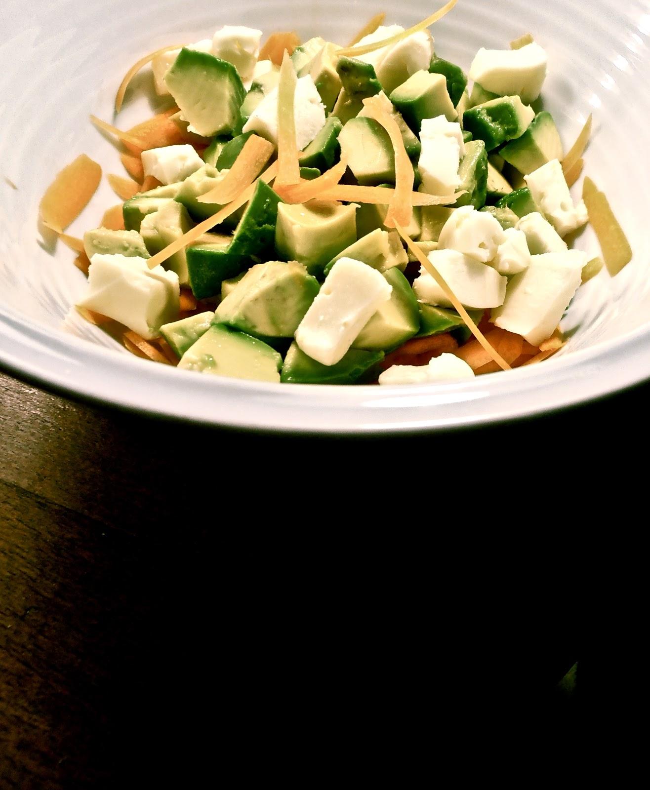 L 39 arbre paroles salade de carottes aux avocats - Arbre a carotte ...