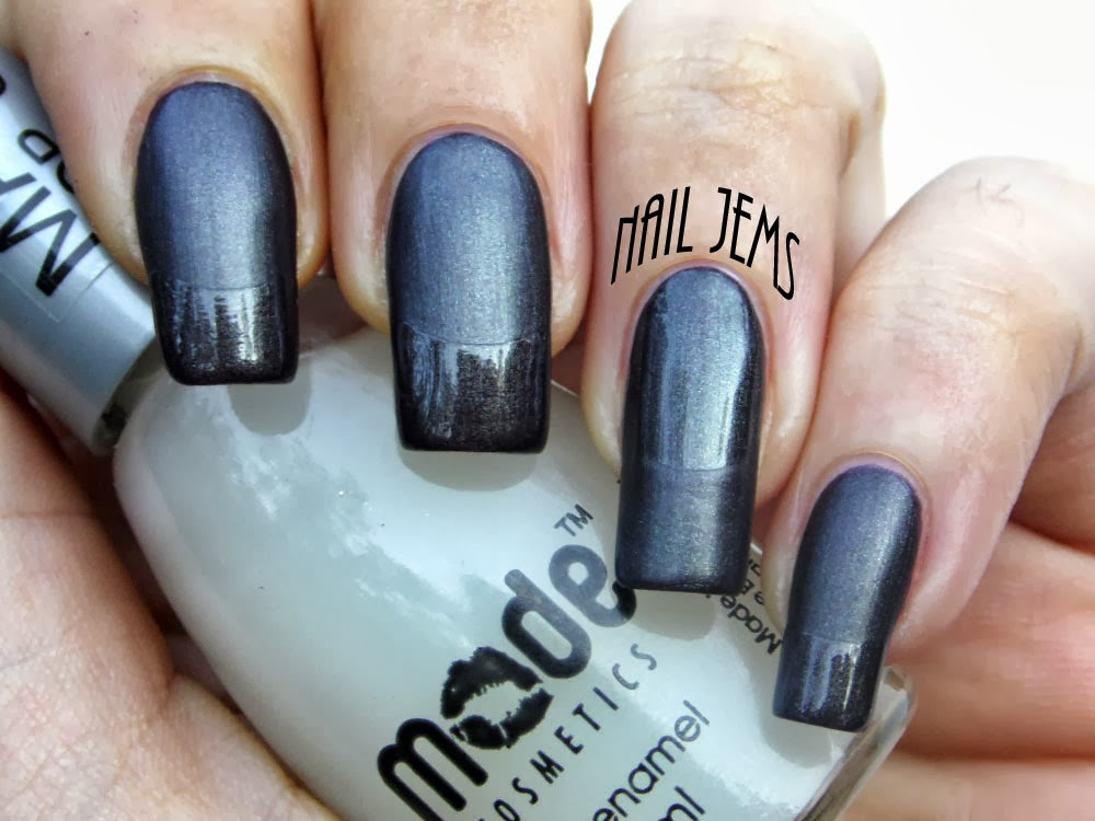 Nail Jems: MATTE ALL THE MANIS!