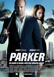 "Poster do filme ""Parker"""