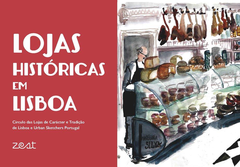 Lojas históricas em Lisboa