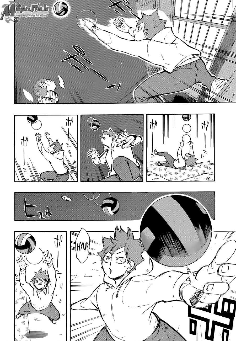 Haikyuu!! Chapter 228-16