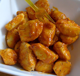guiltless buffalo chicken