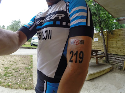tattoo tatuaje triatlon pamplona