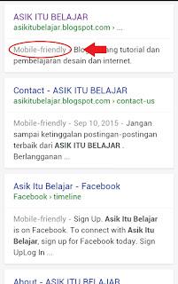 Google Mobilegeddon Sebuah Algritma Baru Menghadapi Era Digital Ponsel