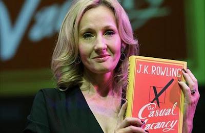 J.K.Rowling escritora