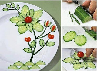 Ideas para Decorar con Pepino, Buffets, Cocina Original