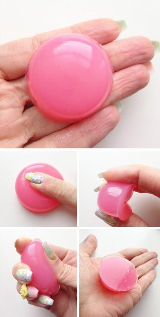 Born Pretty Store Marshmallow Squishy Stamper XL Silica Silicone