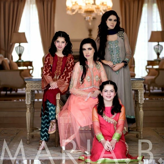 Maria B Eid Collection 2014 Vol 2