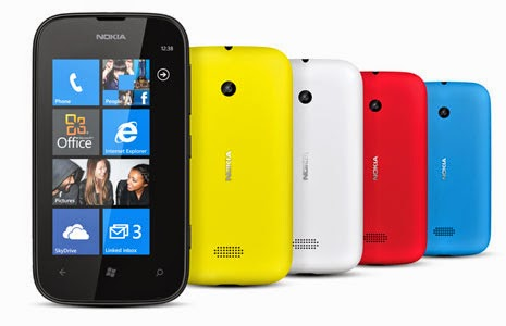 Gambar Hp Nokia Lumia 510