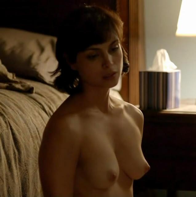 Holly series 4 secretary anal 7
