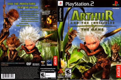 Download Game Arthur and the Invisible - The Game PS2 Full Version Iso For PC   Murnia Games